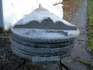 Bellows from Surlingham Forge