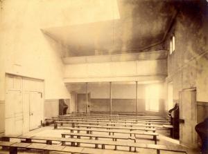 28 Castle prison chapel