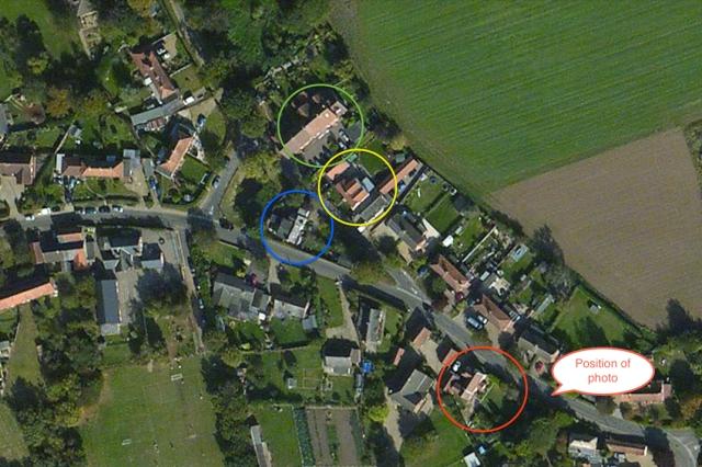 Surlingham map