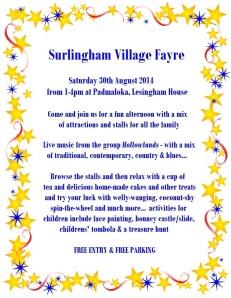 Surlingham Village Fayre