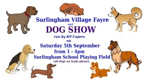 Dog Show Poster 2 copy