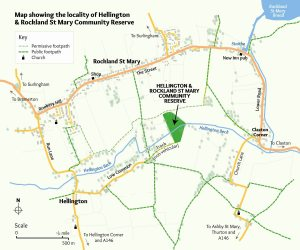 Map of Reserve