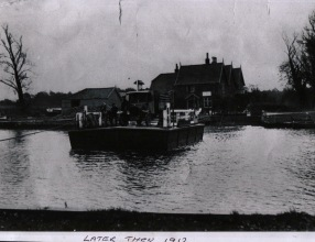 Surlingham Ferry 06