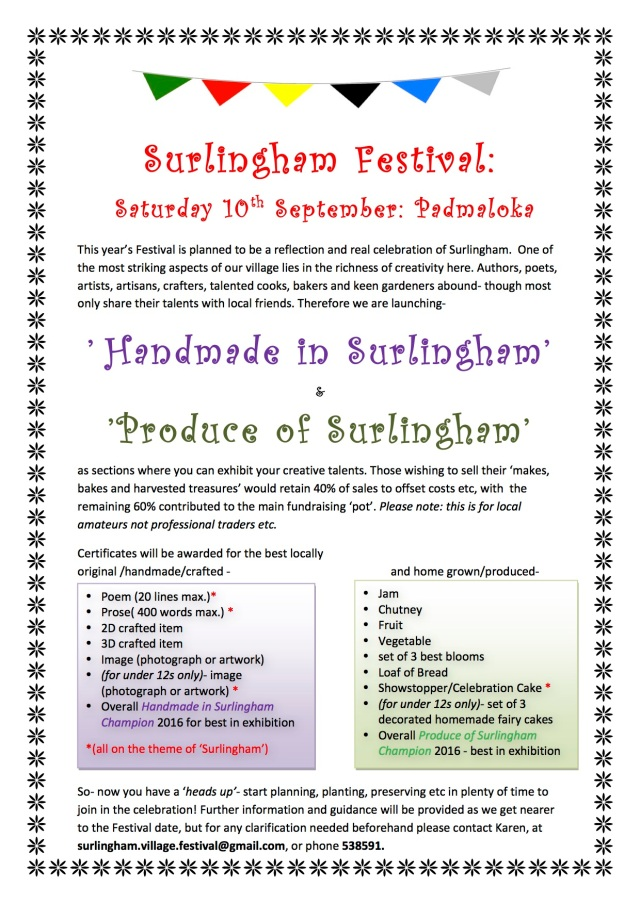 Launching Homemade in Surlingham and Produce of Surlingham.jpg