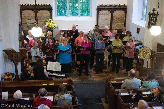 Surlingham Choir May 2016