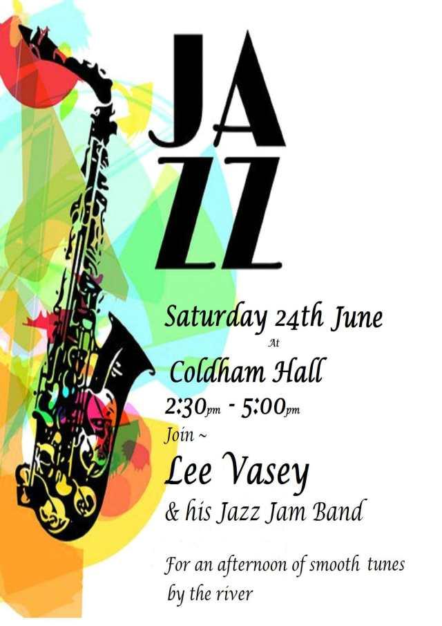 Jazz Jam poster-1
