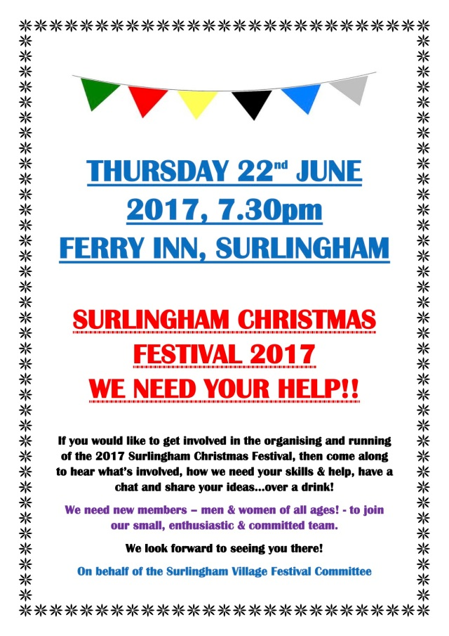 Surlingham Festival Ferry Meeting   Poster June 2017-2.jpg