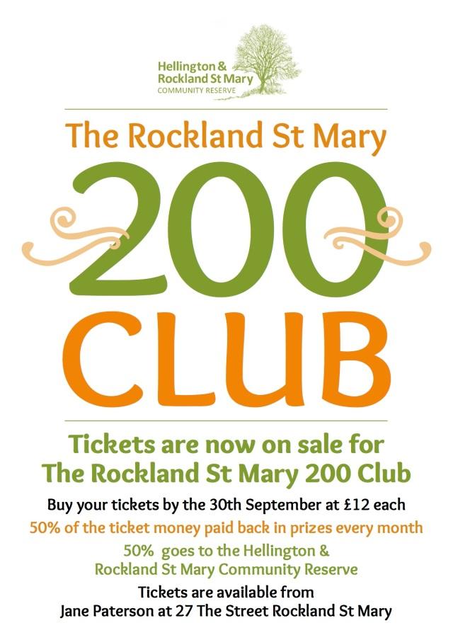 HRCR 200 club A4